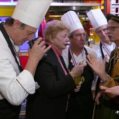 Foire Gastronomique de Dijon 2015