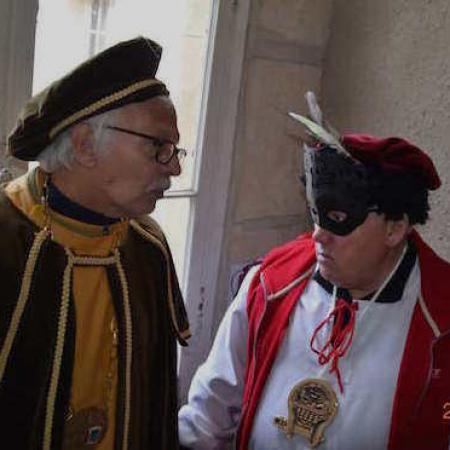 Fête de Saint Nicolas à Saint Jean de Losne2018