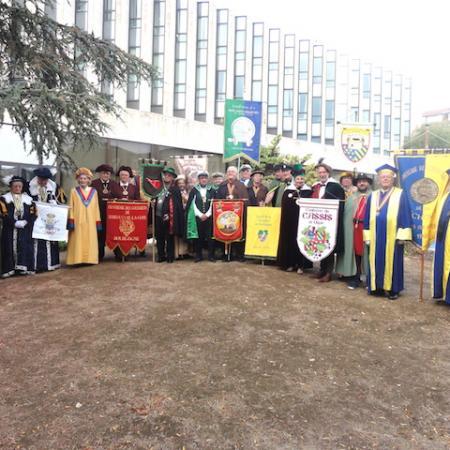 Ambassade des confréries à Dijon 2018