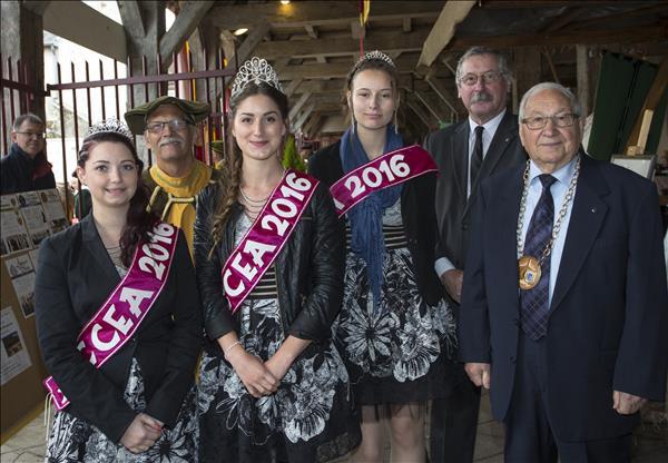 Les reines et le maire