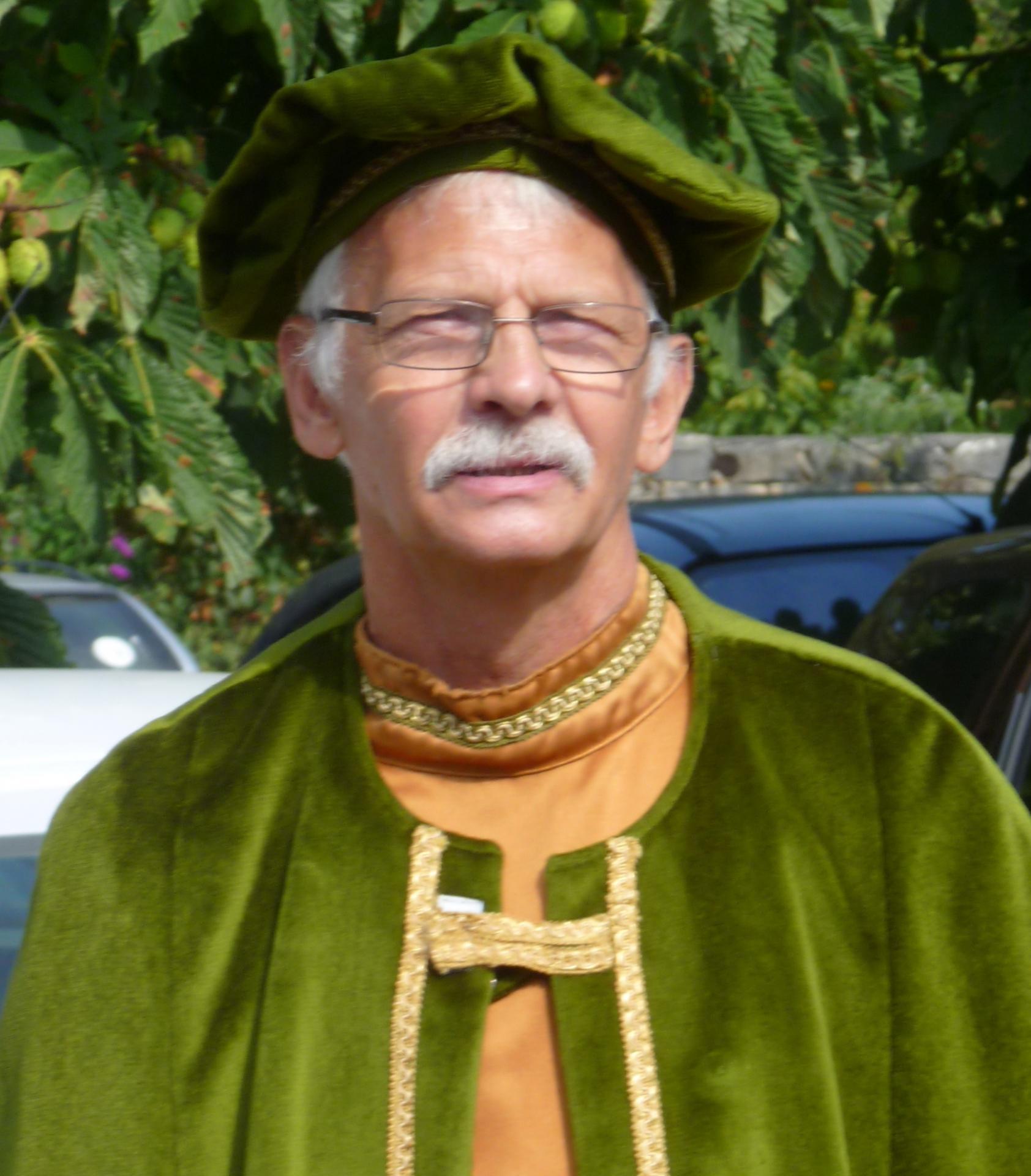 président Jean Claude Bresson