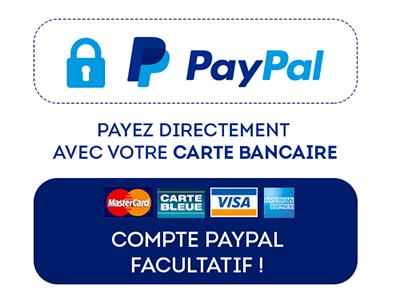 Paiement securise paypal 2